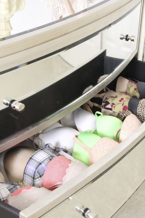 lingerie storage